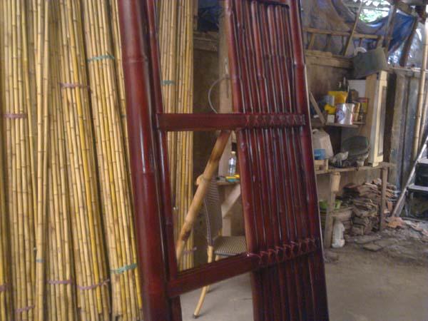 Hàng rào tre trúc 01