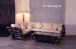 Bộ Sofa góc tường